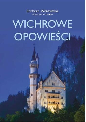 Okładka książki Wichrowe opowieści