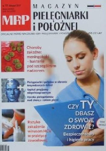 Okładka książki Magazyn pielęgniarki i położnej