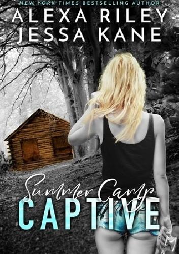 Okładka książki Summer Camp Captive