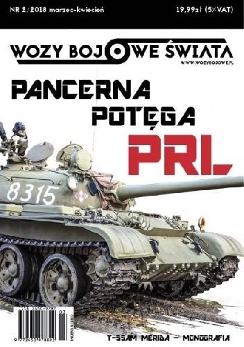 Okładka książki Pancerna Potęga PRL