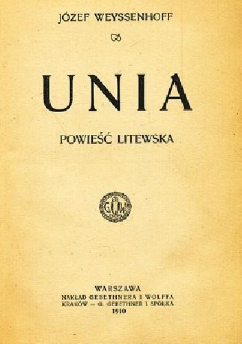 Okładka książki Unia - Powieść litewska