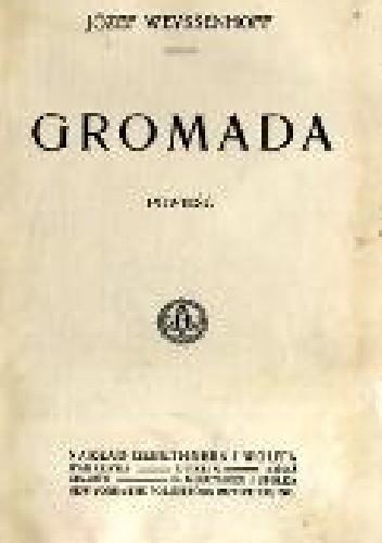 Okładka książki Gromada