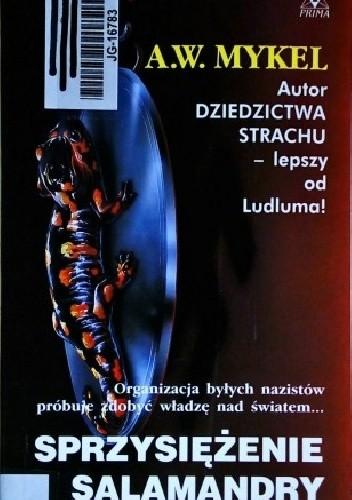 Okładka książki Sprzysiężenie salamandry