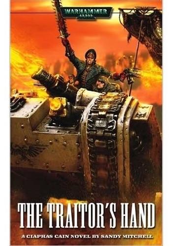 Okładka książki The Traitor's Hand