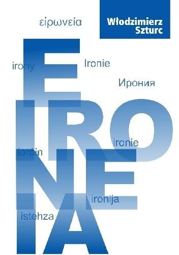 Okładka książki Eironeia
