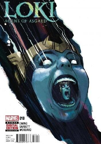 Okładka książki Loki: Agent of Asgard #10: Not Forgiven