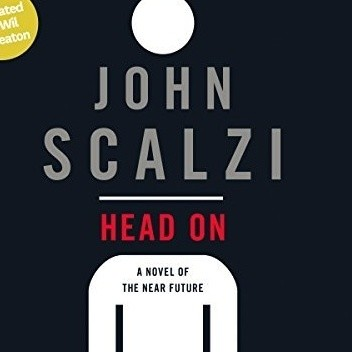 Okładka książki Head On
