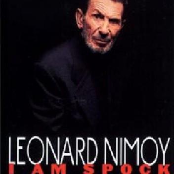 Okładka książki I Am Spock