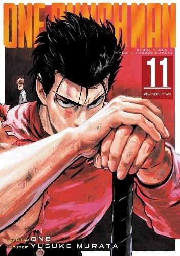 Okładka książki One-Punch Man tom 11 - Wielki Insekto-potwór