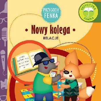 Okładka książki Przygody Fenka. Nowy kolega