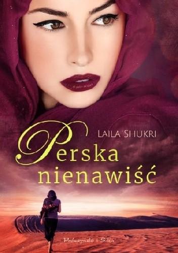 Okładka książki Perska nienawiść
