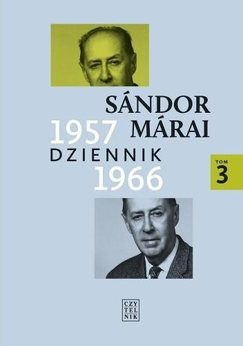Okładka książki Dziennik 1957-1966
