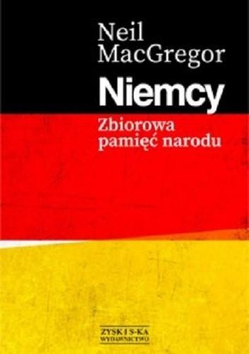 Okładka książki Niemcy. Zbiorowa pamięć narodu