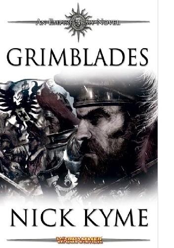 Okładka książki Grimblades