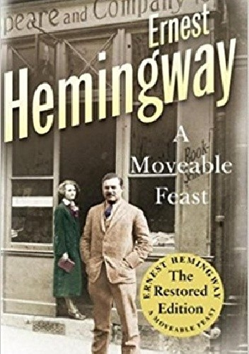 Okładka książki A Moveable Feast