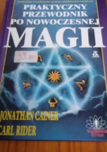 Okładka książki Praktyczny przewodnik po nowoczesnej magii