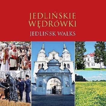 Okładka książki Jedlińskie wędrówki
