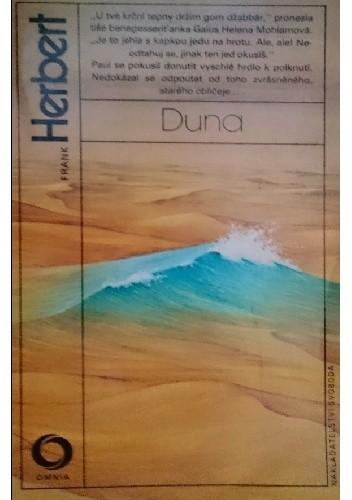 Okładka książki Duna