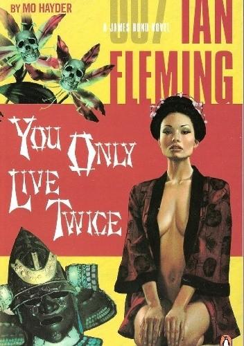 Okładka książki You Only Live Twice