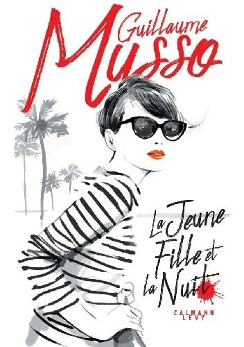 Okładka książki La Jeune fille et la nuit