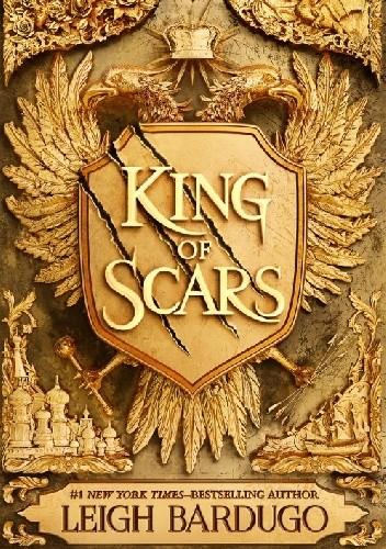 Okładka książki King of Scars