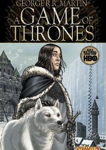 Okładka książki A Game of Thrones #04