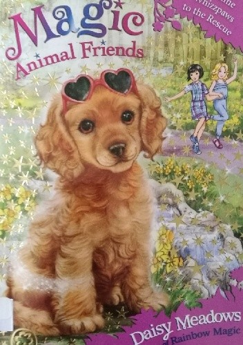 Okładka książki Jasmine Whizzpaws to the Rescue