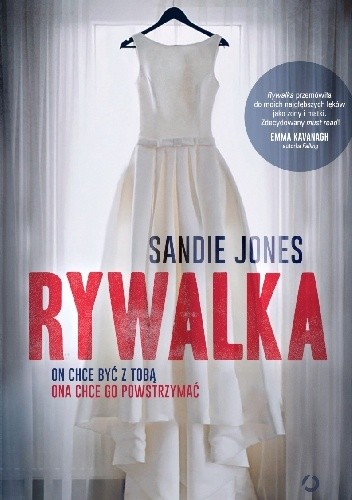 Okładka książki Rywalka