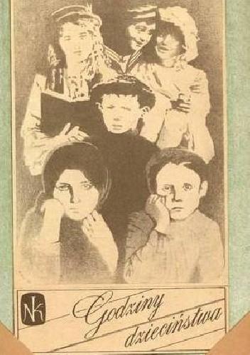 Okładka książki Godziny dzieciństwa