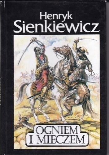 Okładka książki Ogniem i mieczem  T.I
