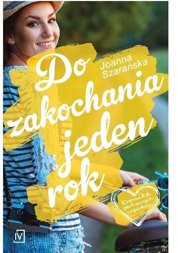 Okładka książki Do zakochania jeden rok