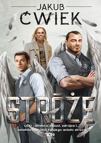 Okładka książki Stróże