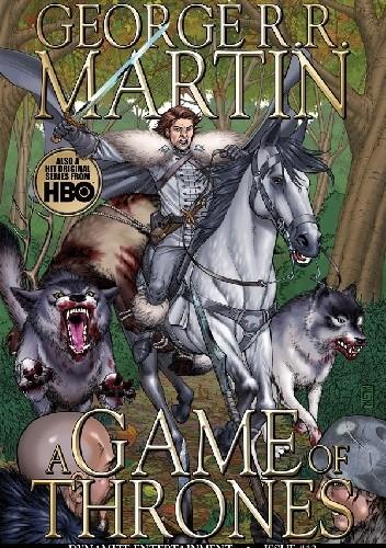 Okładka książki A Game of Thrones #12
