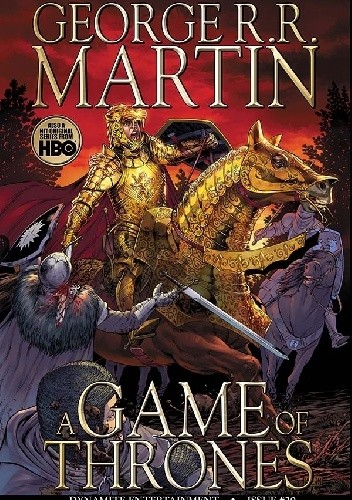 Okładka książki A Game of Thrones #20