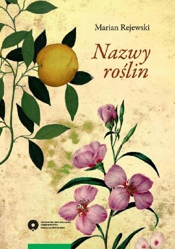 Okładka książki Nazwy roślin