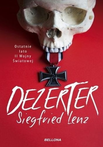 Okładka książki Dezerter