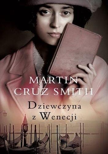 Okładka książki Dziewczyna z Wenecji