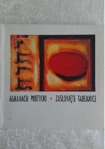 Okładka książki Almanach poetycki. Zasłonięte tajemnice