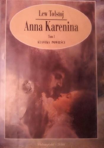 Okładka książki Anna Karenina Tom 1
