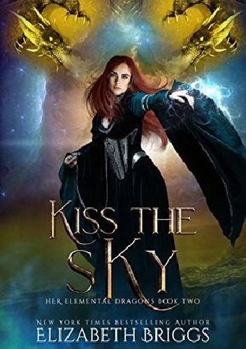 Okładka książki Kiss The Sky