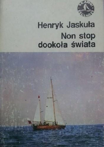 Okładka książki Non stop dookoła świata
