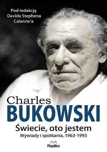Okładka książki Świecie, oto jestem. Wywiady i spotkania, 1963—1993