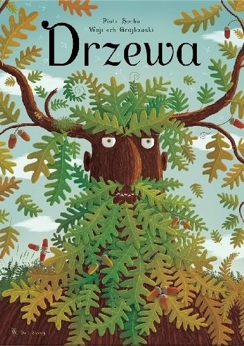 Okładka książki Drzewa