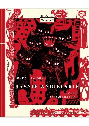 Okładka książki Baśnie angielskie