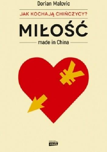 Okładka książki Miłość made in China