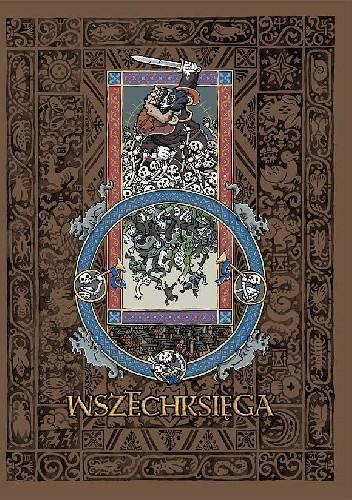 Okładka książki Wszechksięga