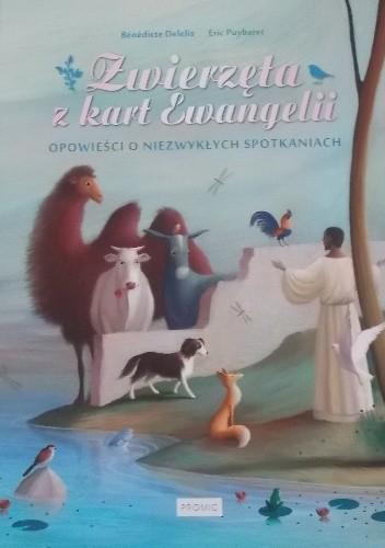 Okładka książki Zwierzęta z kart Ewangelii