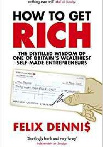 Okładka książki How To Get Rich