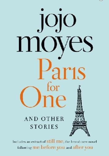 Okładka książki Paris for One and Other Stories