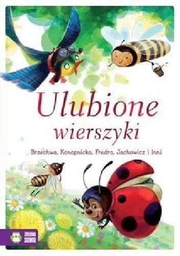 Okładka książki Ulubione wierszyki